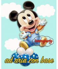 Baby Mickey super shape composizione