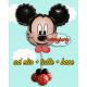 S.S. Mickey Mouse composizione