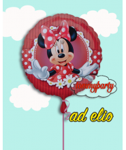 """Minnie 18"""" Mad About Anagram composizione"""