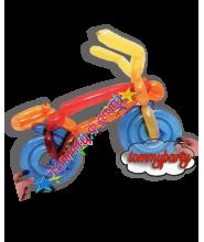 Scultura Bicicletta con modellabili