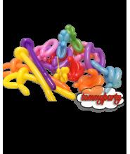 Sacco da pz.50 palloncini modellabili in forme varie