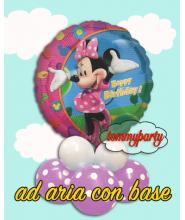 Minnie Happy Birthday 18 s60 composizione