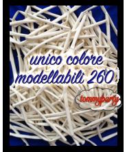 Palloncini modellabili unico colore pz.100
