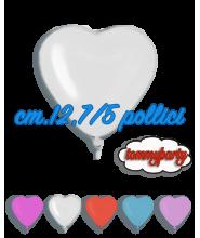 """Palloncini lattice cuore cm.13/5"""""""