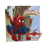 Spider Man web warriors tovaglioli 20 pz.