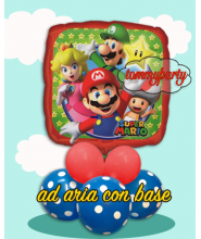"Mario Bros 18"" composizione"