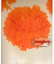 Pom Pom Orange cm.30