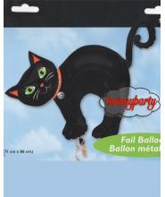Halloween Cat Supershape palloncino