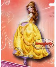 Princess Belle SuperShape palloncino