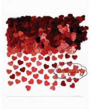 Confetti cuori rossi 14 gr.