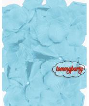 Petali in poliestere 144 azzurro