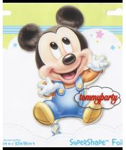 Baby Mickey super shape palloncino