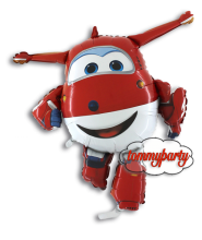 Palloncino Super Wings Jett S.S.