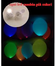 Capsula Led Bianco per decorazioni pz.1