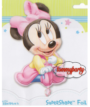 Baby Minnie super shape palloncino