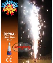 Bob fire silver confezione da 2 pz.