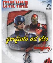 """Capitan America Civil Wars 18"""" composizione"""