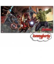 Avengers sfondo scenografico