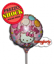 Mini Shape A20 Hello Kitty Balloonns
