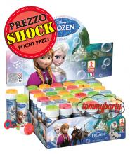 Frozen bolle di sapone pz.1