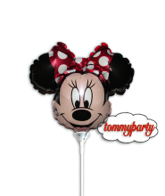 Minnie Mouse mini shape palloncino