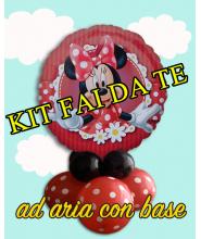 """Minnie 18"""" Mad about Anagram kit fai da te"""