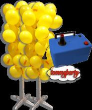Kit gonfiaggio palloncini aziendali
