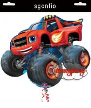 Blaze e le mega macchine palloncino Super s.