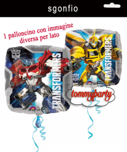 Transformers palloncino 18""