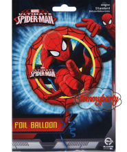 "Spider man action 18"" palloncino"