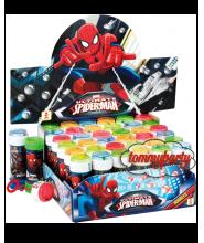 Spider Man bolle di sapone pz.1