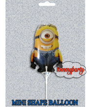 Minion mini shape palloncino