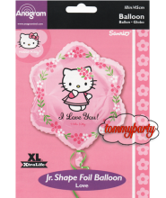 Hello Kitty I Love You S60 palloncino
