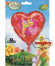 """Tinker Bell I Love You s60 18"""" palloncino"""