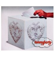 Box card wedding