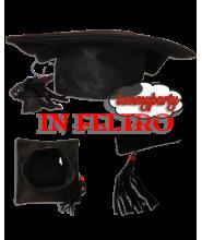 Cappello Laureato in feltro