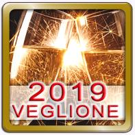 Palloncini Veglione di fine anno 2019