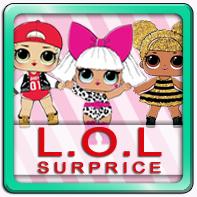 L.O.L surprice
