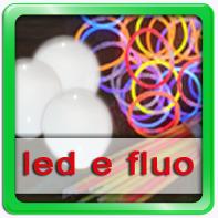 Palloncini Led e fluorescenti