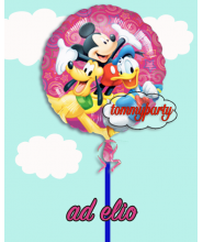 "Mickey Disney Celebration S60 18"" composizione"