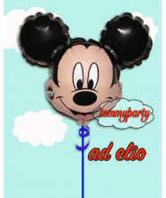 S.S. Mickey Mouse composizione