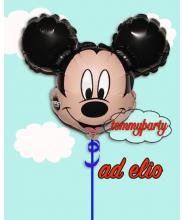 S.S. Mickey Mouse composizione ad elio