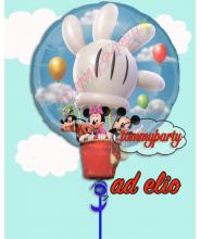 SS P35 Mickey Hot Air Balloon composizione ad elio