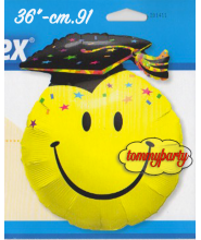 """Simile face special shape 36"""" palloncino"""