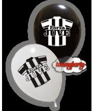 "Palloncini 12"" Juventus pz.100"