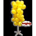 Albero per palloncini con peso