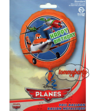 """Planes 18"""" palloncino"""