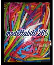 Palloncini modellabili assortiti pz.100 (offerta)