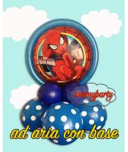 "Spider man action 18"" composizione"