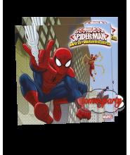 Spider Man web warriors tovaglioli 20 pz.